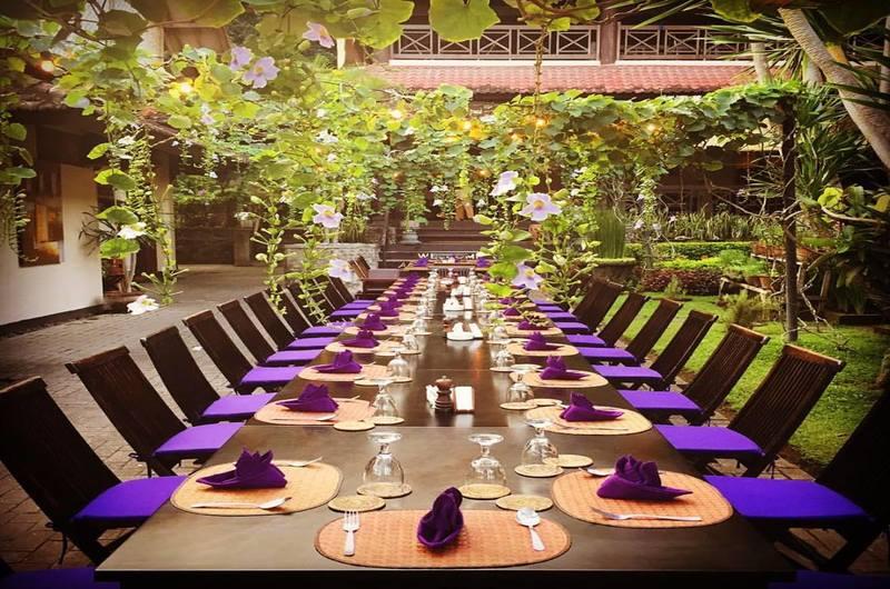 Asmara Restaurant Senggigi Lombok