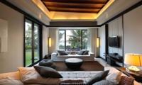 Soori Residence Media Room | Tabanan, Bali
