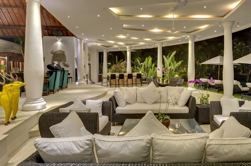 Uma Wana Prasta Living Area   Canggu, Bali