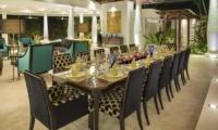 Uma Wana Prasta Living and Dining Area   Canggu, Bali