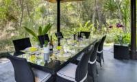 Uma Wana Prasta Outdoor Dining | Canggu, Bali