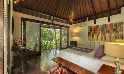Uma Wana Prasta Bedroom View | Canggu, Bali