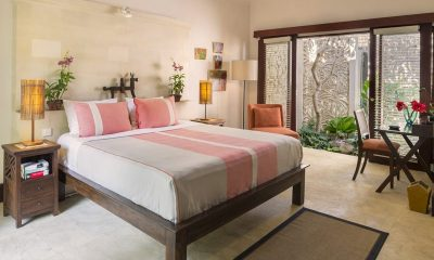 Uma Wana Prasta Bedroom with Study Table | Canggu, Bali