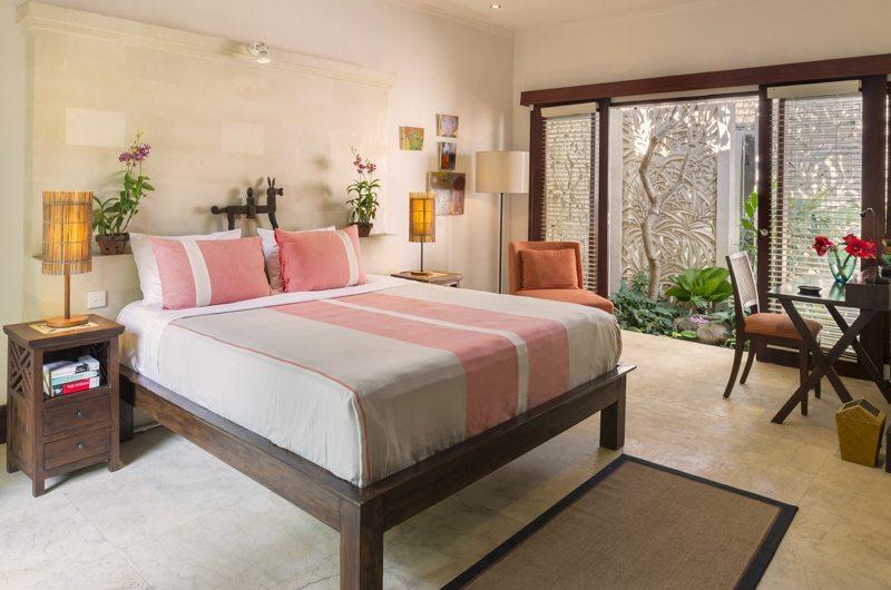 Uma Wana Prasta Bedroom with Study Table   Canggu, Bali
