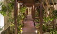 Uma Wana Prasta Outdooor Bathtub | Canggu, Bali