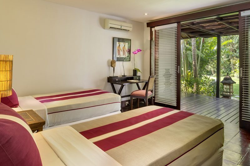 Uma Wana Prasta Twin Bedroom | Canggu, Bali