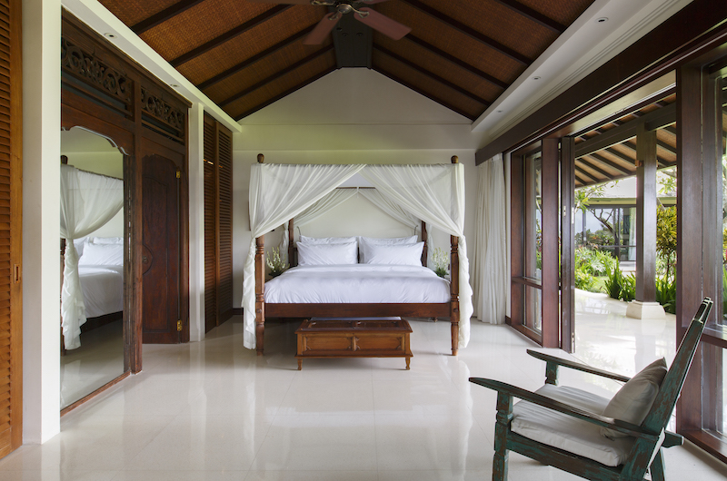 Villa Ambar Spacious Bedroom Area | Ungasan, Bali