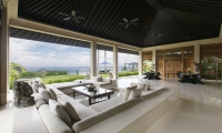 Villa Ambar Open Plan Living Area | Ungasan, Bali