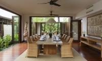 Villa Chintamani Dining Area | Ungasan, Bali