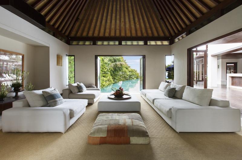 Villa Chintamani Living Area | Ungasan, Bali