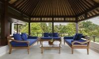 Villa Chintamani Seating | Ungasan, Bali