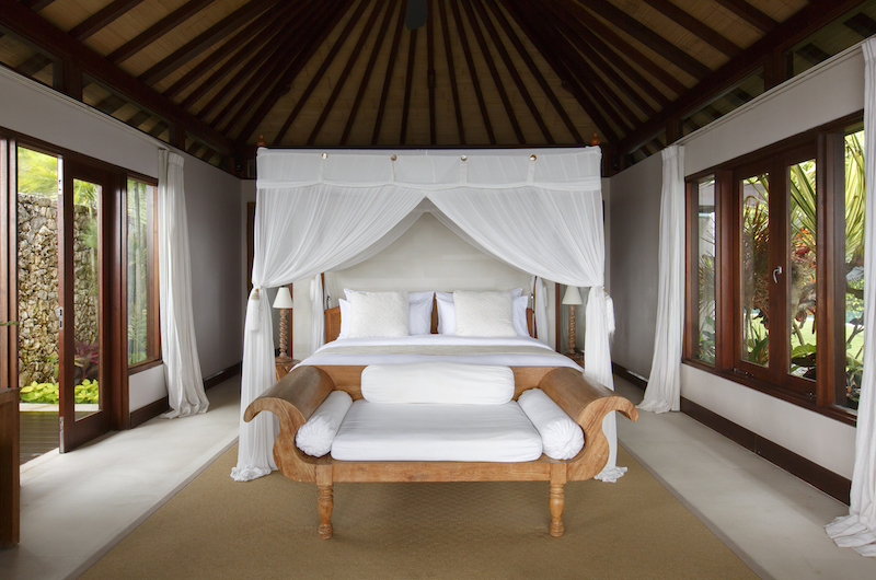 Villa Chintamani Master Bedroom | Ungasan, Bali