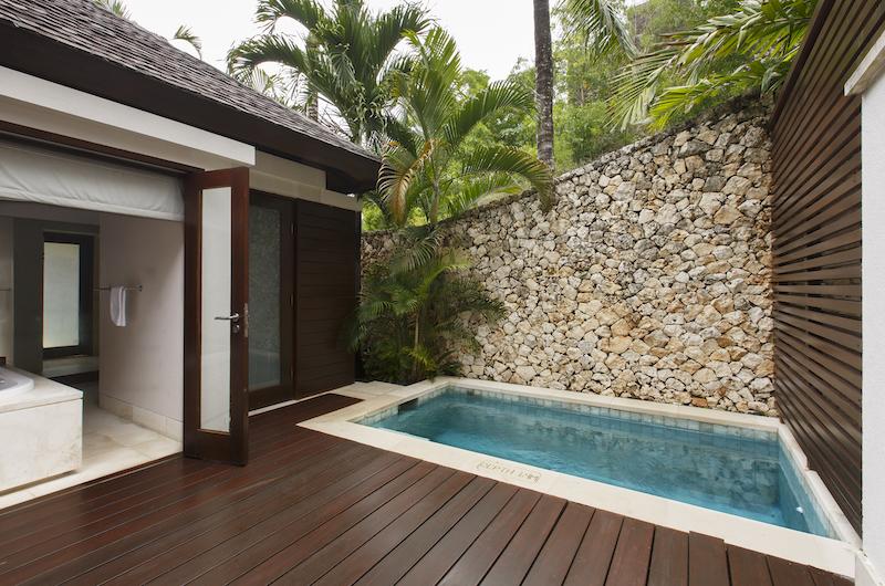 Villa Chintamani Plunge Pool Area | Ungasan, Bali
