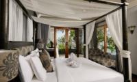 Villa Delmara Bedroom with View | Tabanan, Bali, Indonesia