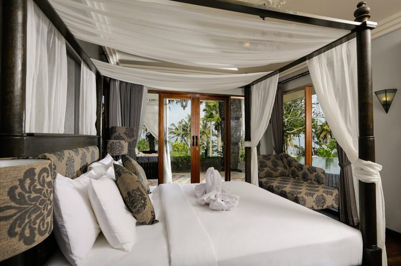 Villa Delmara Bedroom with View | Tabanan, Bali, Indonesia