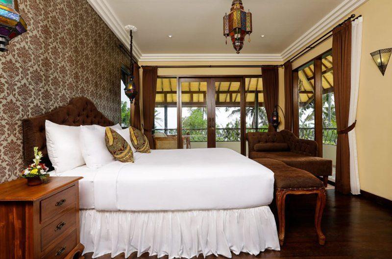 Villa Delmara Bedroom and Balcony | Tabanan, Bali