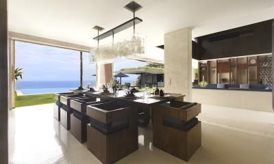 Villa Jamadara Open Plan Dining Area | Ungasan, Bali