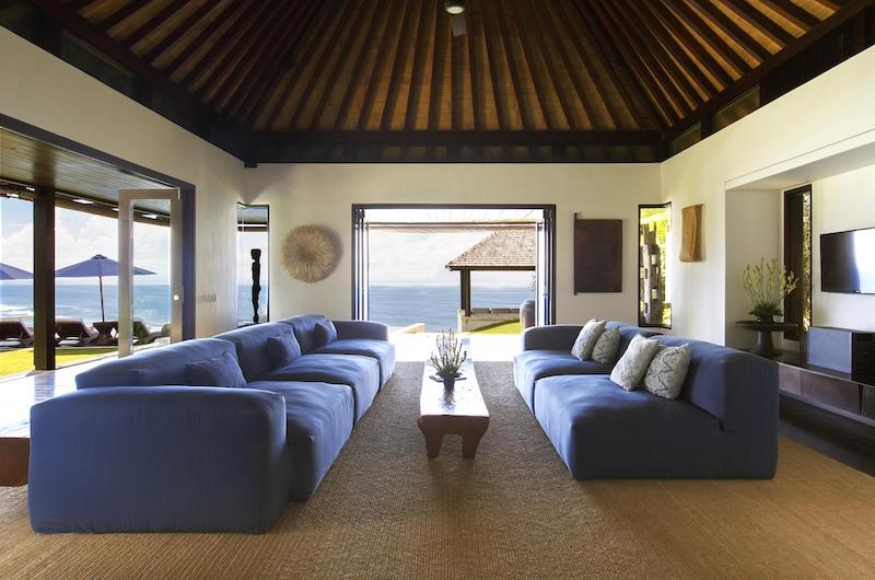 Villa Pawana Living Area | Ungasan, Bali