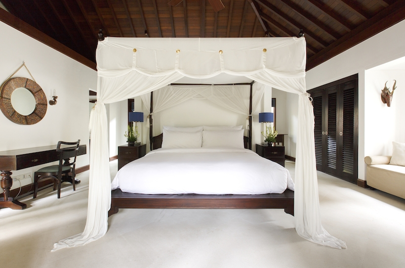 Villa Santai Sorga Bedroom Area | Ungasan, Bali