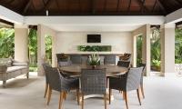 Villa Santai Sorga Dining Table | Ungasan, Bali