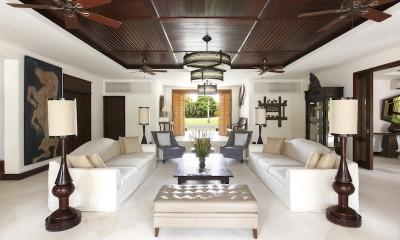 Villa Santai Sorga Living Room | Ungasan, Bali