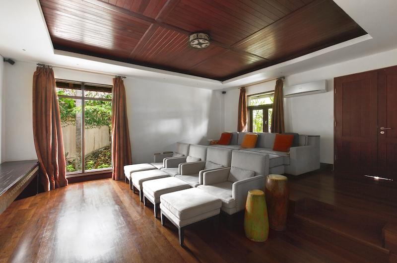 Villa Santai Sorga Cinema Room | Ungasan, Bali