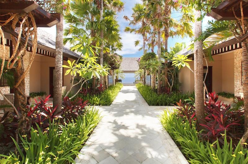 Villa Santai Sorga Pathway | Ungasan, Bali