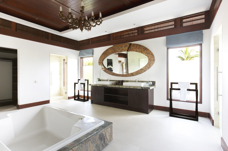 Villa Santai Sorga Bathroom | Ungasan, Bali