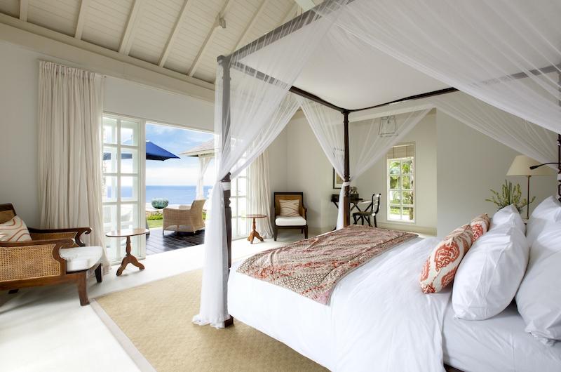Villa Tamarama Bedroom with Sea Views   Ungasan, Bali