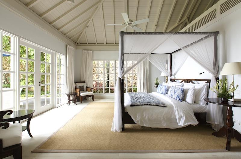 Villa Tamarama Master Bedroom   Ungasan, Bali