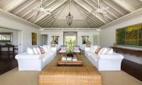 Villa Tamarama Living Area   Ungasan, Bali