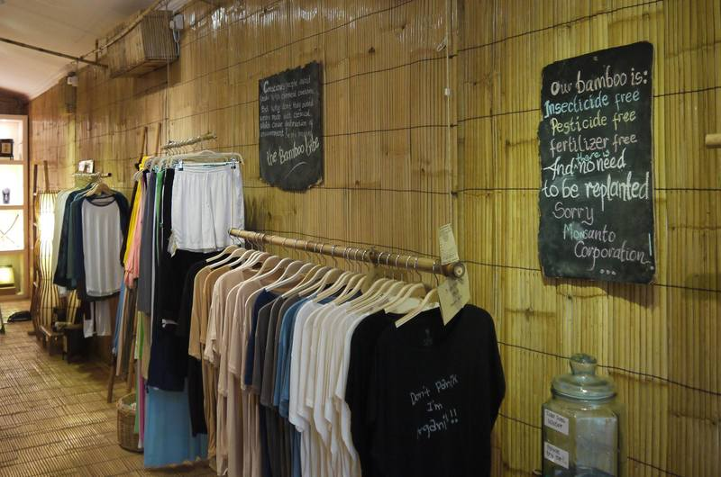 Bamboo Shop - shopping in Kerobokan, Bali