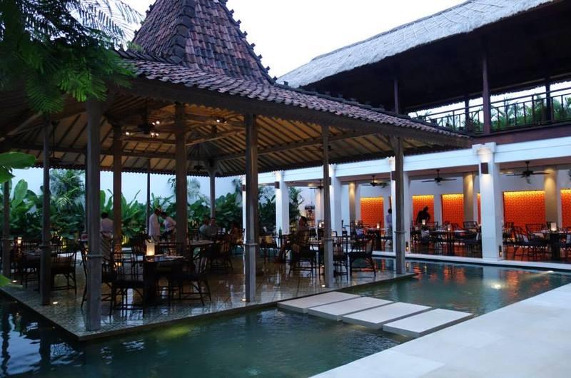 Bambu Restaurant Petitenget Bali