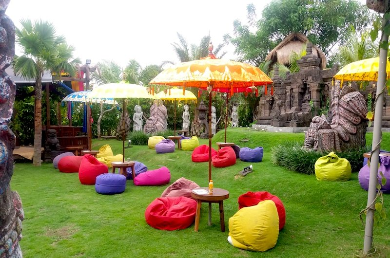 Visiting Big Garden Corner is only one of the unique things you can do in Bali with kids! Click through to read the full article.