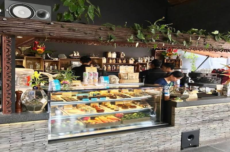 Cafe Veda Canggu Bali