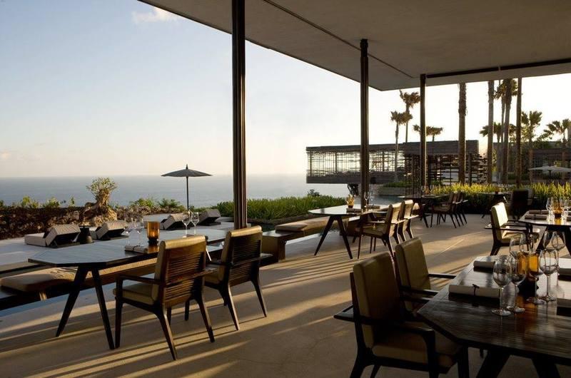 Cire Restaurant Alila Villas - restaurants in Uluwatu, Bali