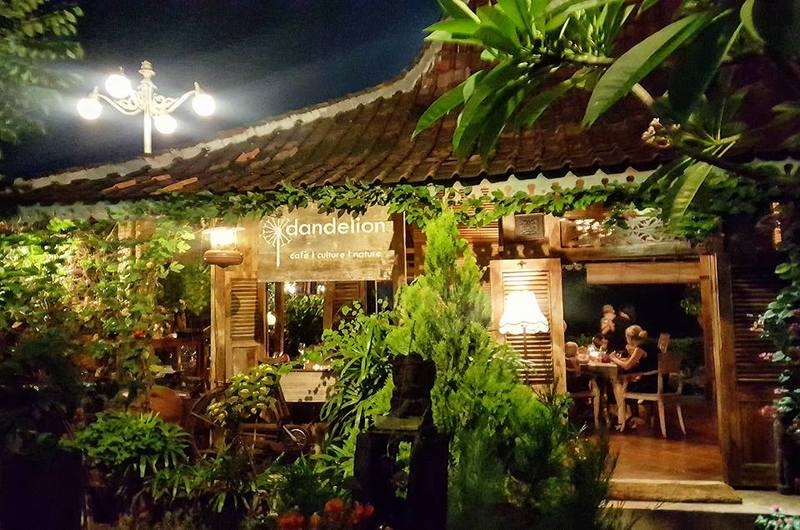 Dandelion Restaurant Canggu Bali