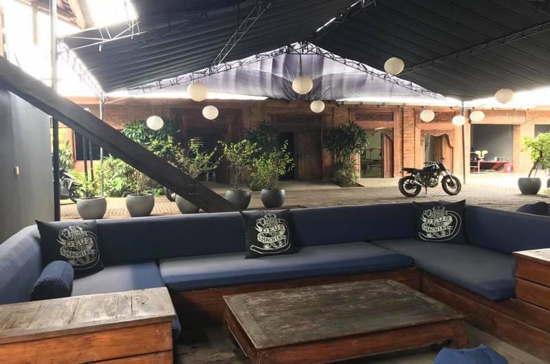 Deus ex-Machina Bar Canggu Bali