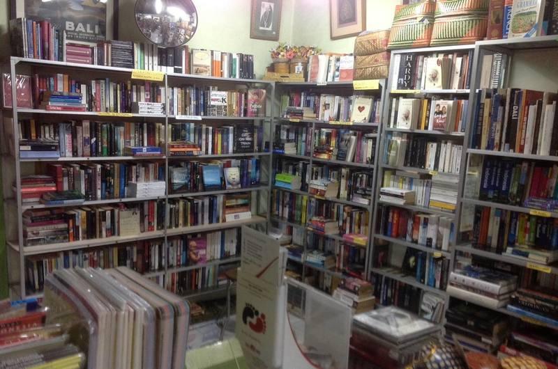 Ganesha Bookshop- shopping in Sanur, Bali
