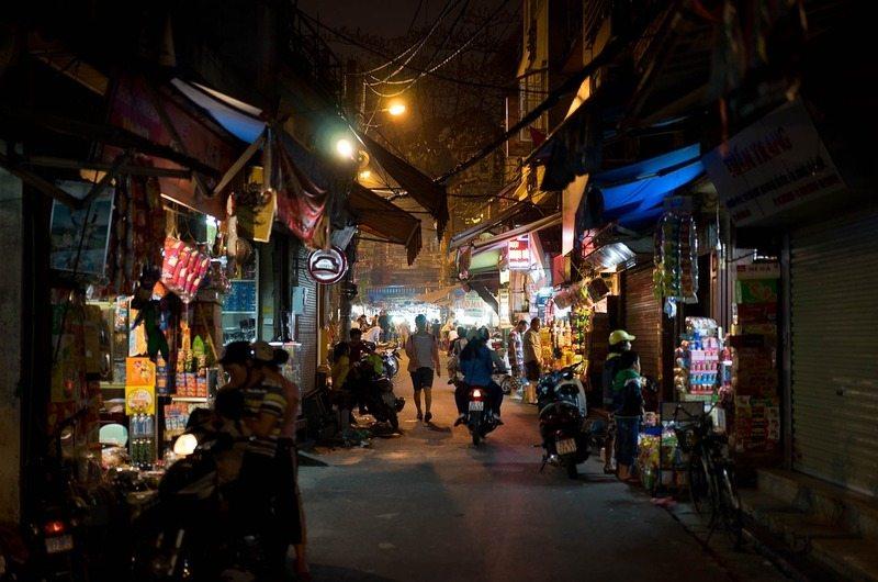 Gianyar Street Night Market Gianyar Bali