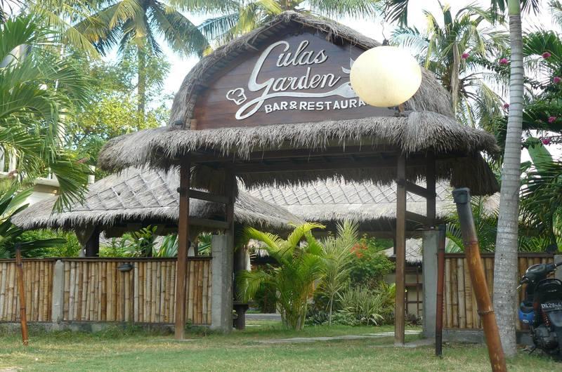 Gulas Garden - restaurants in Kuta, Lombok