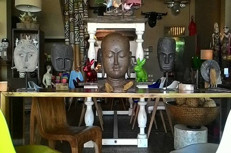In'Sens Gallery - shopping in Kerobokan, Bali