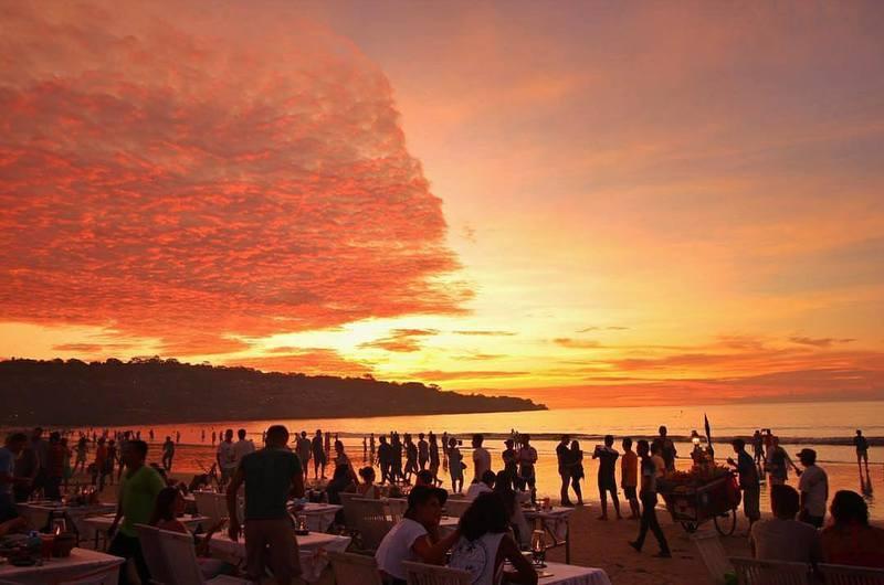 Jimbaran Beach Club - bars in Jimbaran, Bali