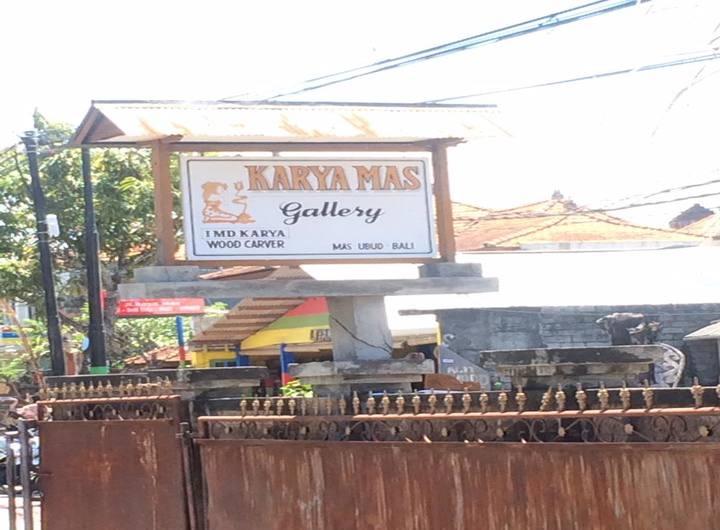 Karma Mas Gallery Gianyar Bali