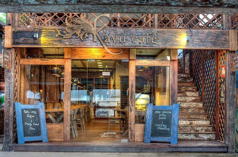 Kayu Cafe - restaurants in Gili Trawangan