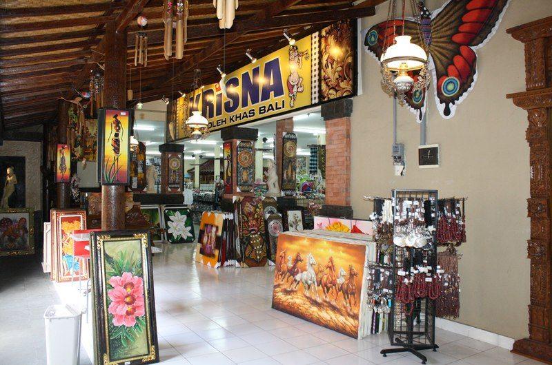 Krishna Oleh Oleh - Shopping in Kuta, Bali