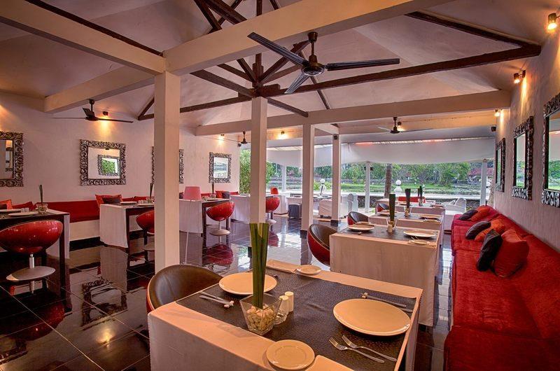 Le 48 Zen Restaurant Candidasa Bali