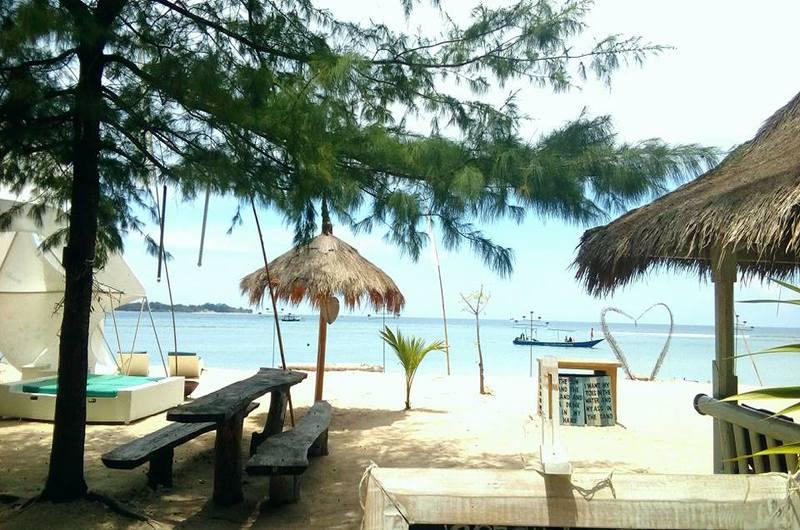 Legend Bar Gili Air Lombok