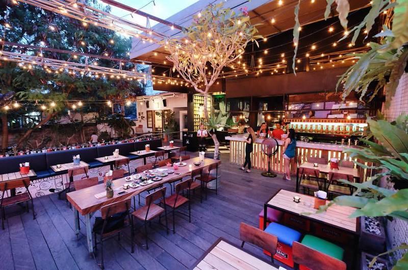 Ling Ling's Restaurant Petitenget Bali