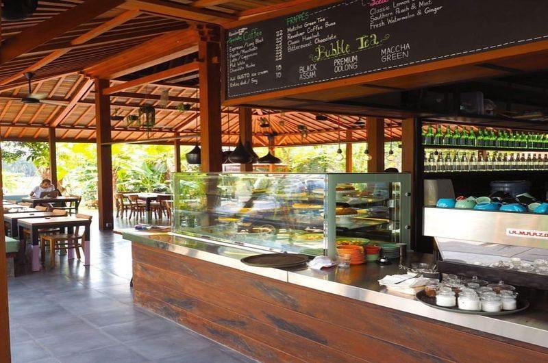 Milk and Madu Restaurant Canggu Bali